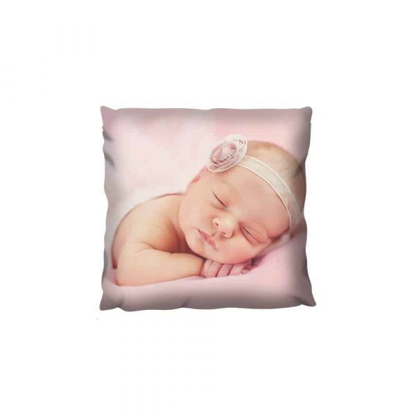 New Born Personalised Pillow