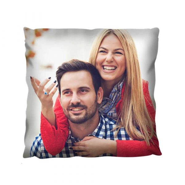 Photo Gift Pillow - Couples