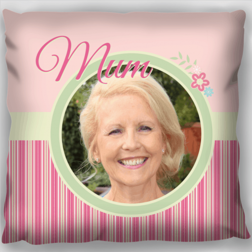 Photo Gift Pillow - Mum