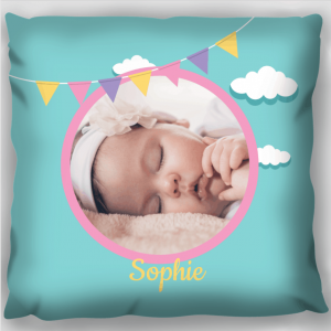 Photo Gift Pillow - New Borns